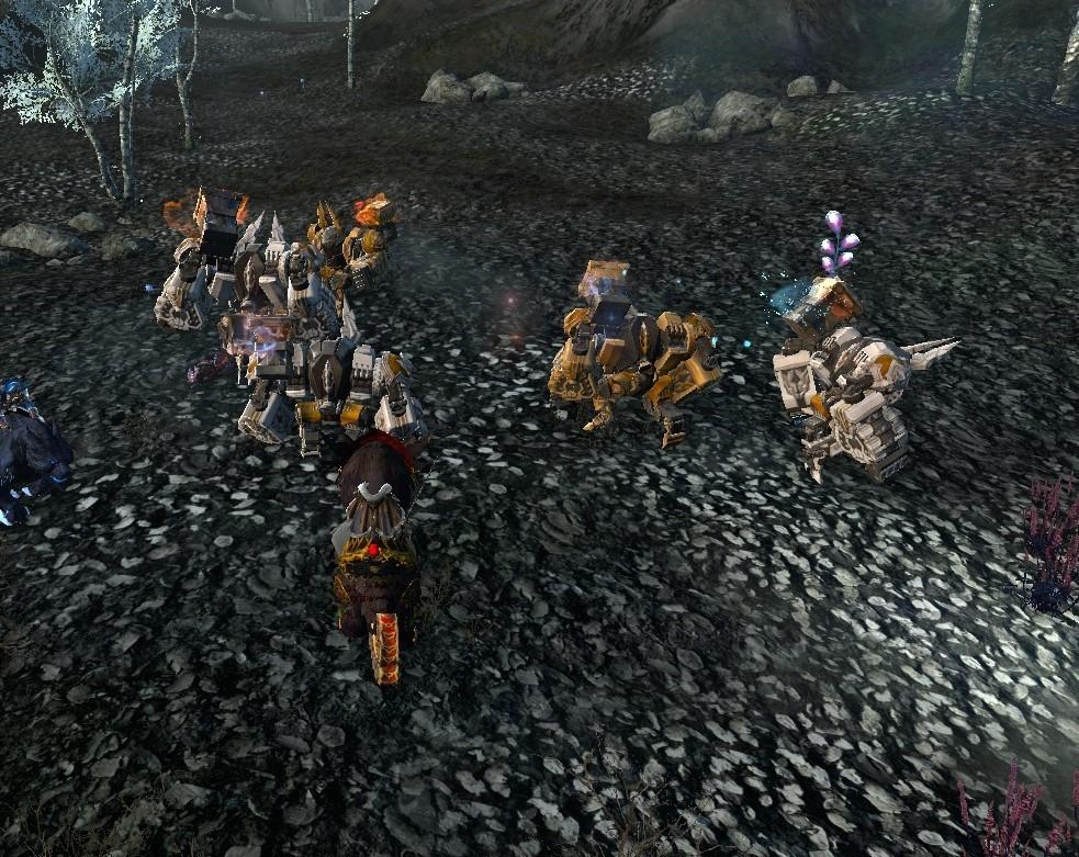 ロボット軍団1