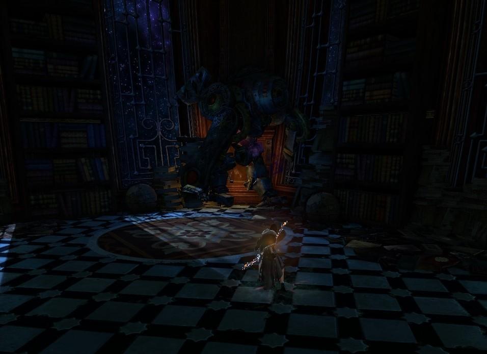 青の部屋161225