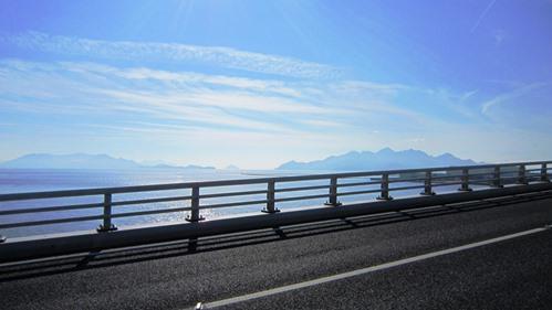 広島はつかいち大橋より