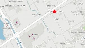 HOZUMI地図