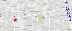 しんすい園地図