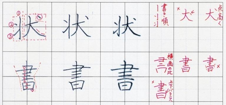 漢字比較_20161223_楷書2