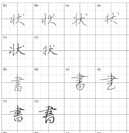 漢字比較3