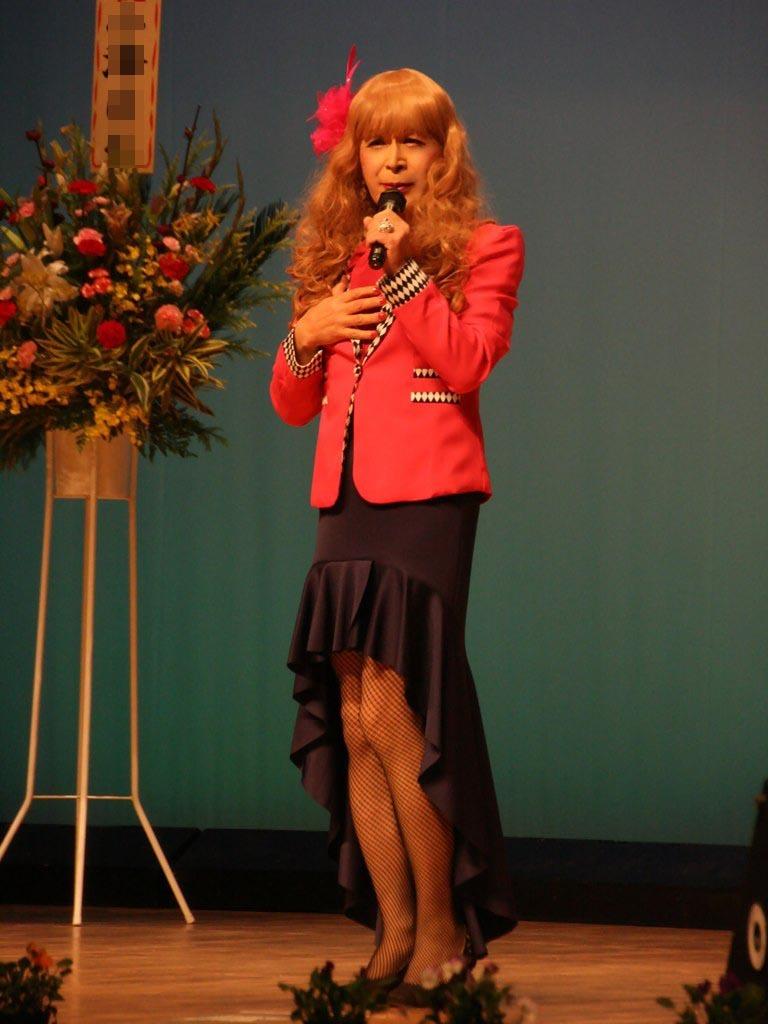 ピンクジャケットマーメイドスカート舞台C(5)
