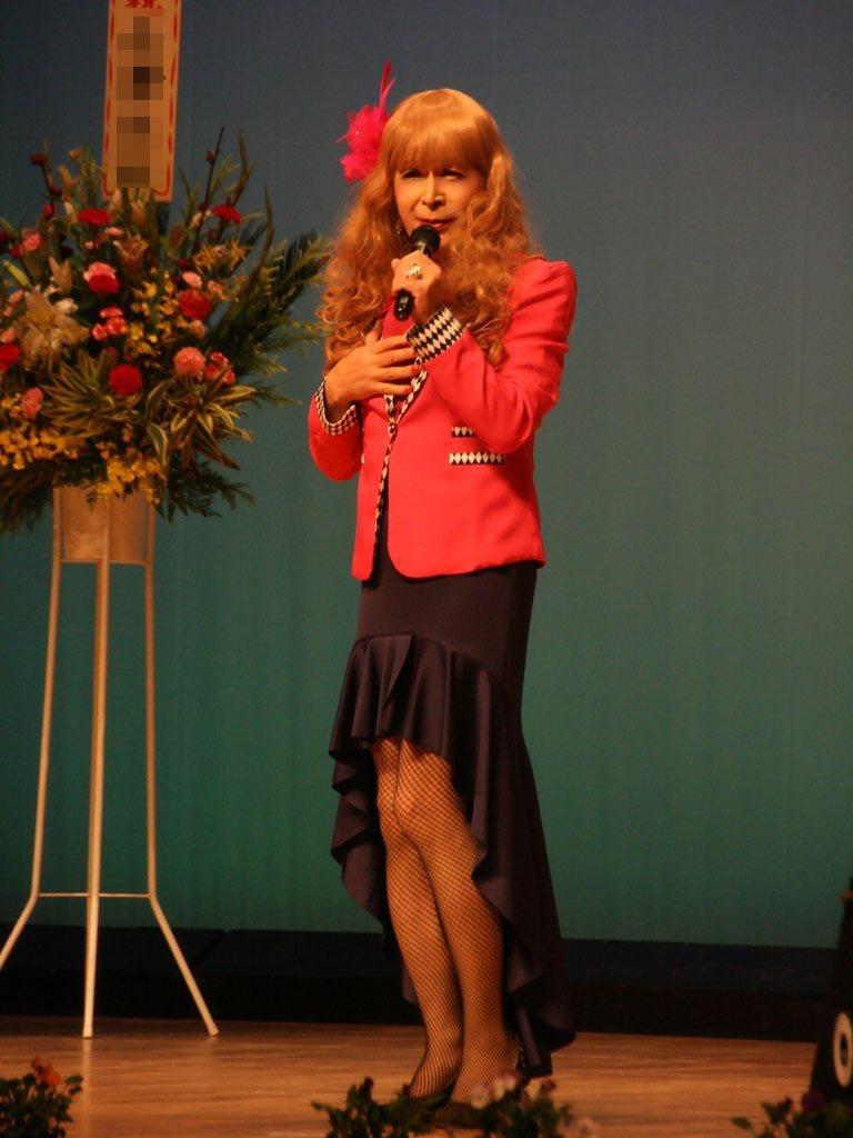 ピンクジャケットマーメイドスカート舞台C(4)