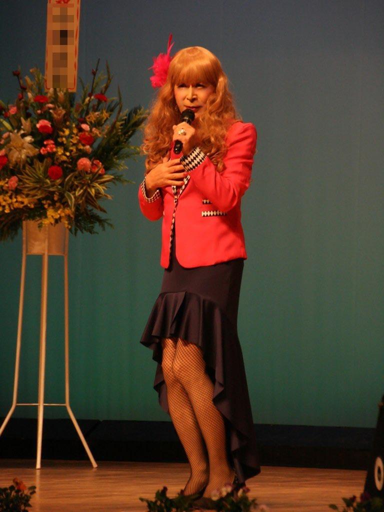 ピンクジャケットマーメイドスカート舞台C(3)