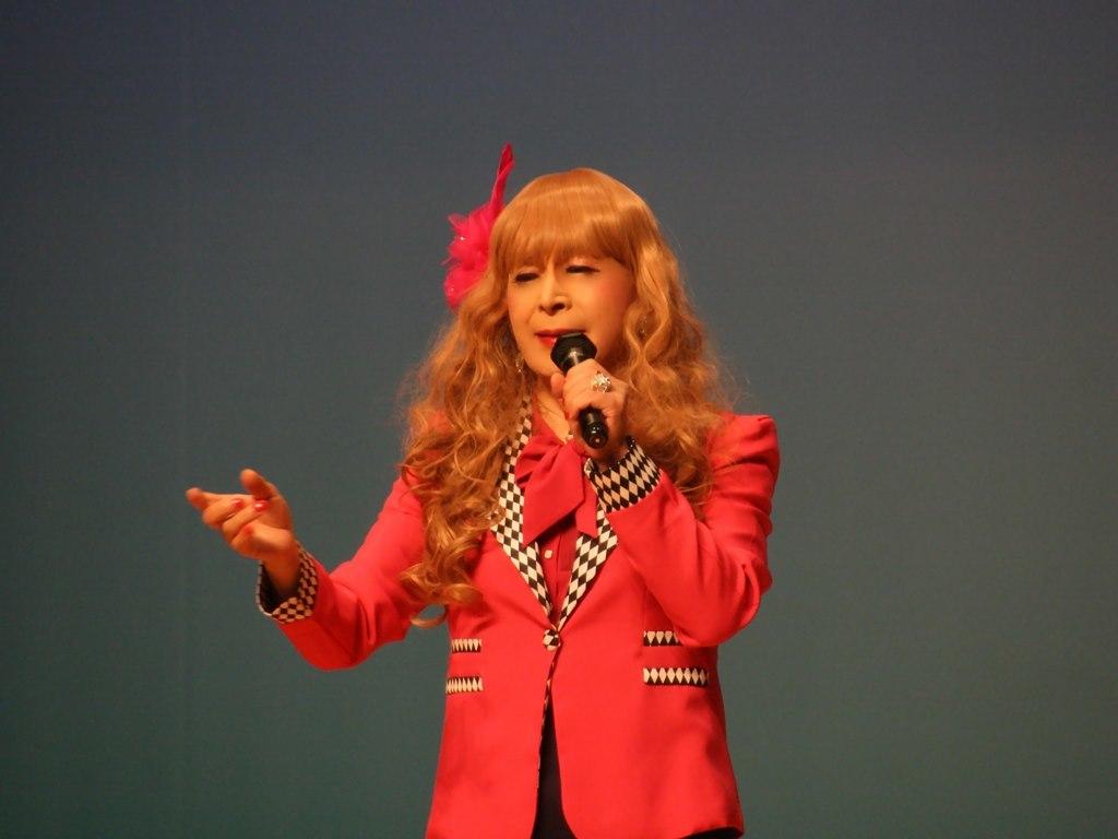 ピンクジャケットマーメイドスカート舞台C(8)