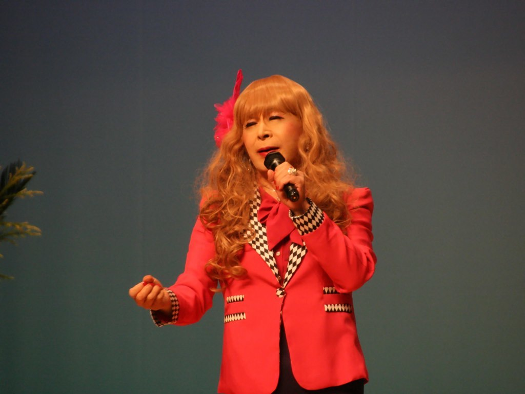 ピンクジャケットマーメイドスカート舞台C(10)