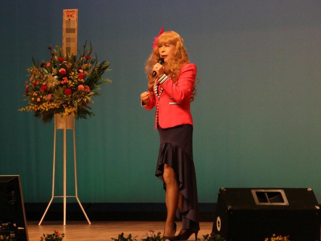 ピンクジャケットマーメイドスカート舞台C(14)