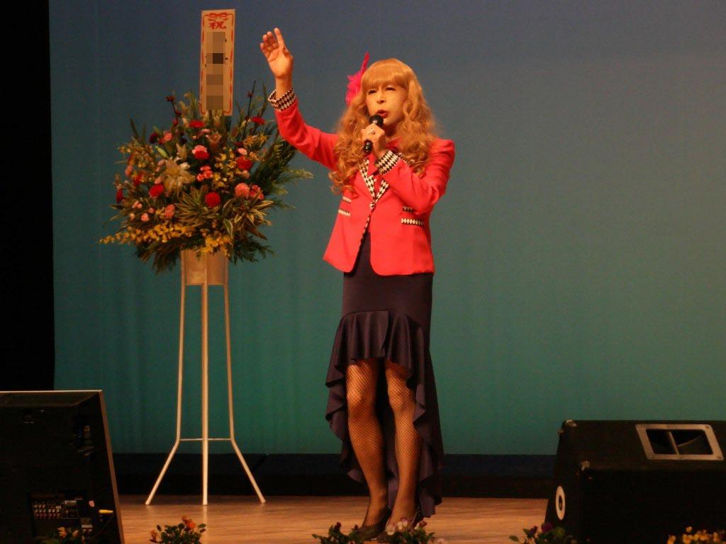 ピンクジャケットマーメイドスカート舞台C(15)