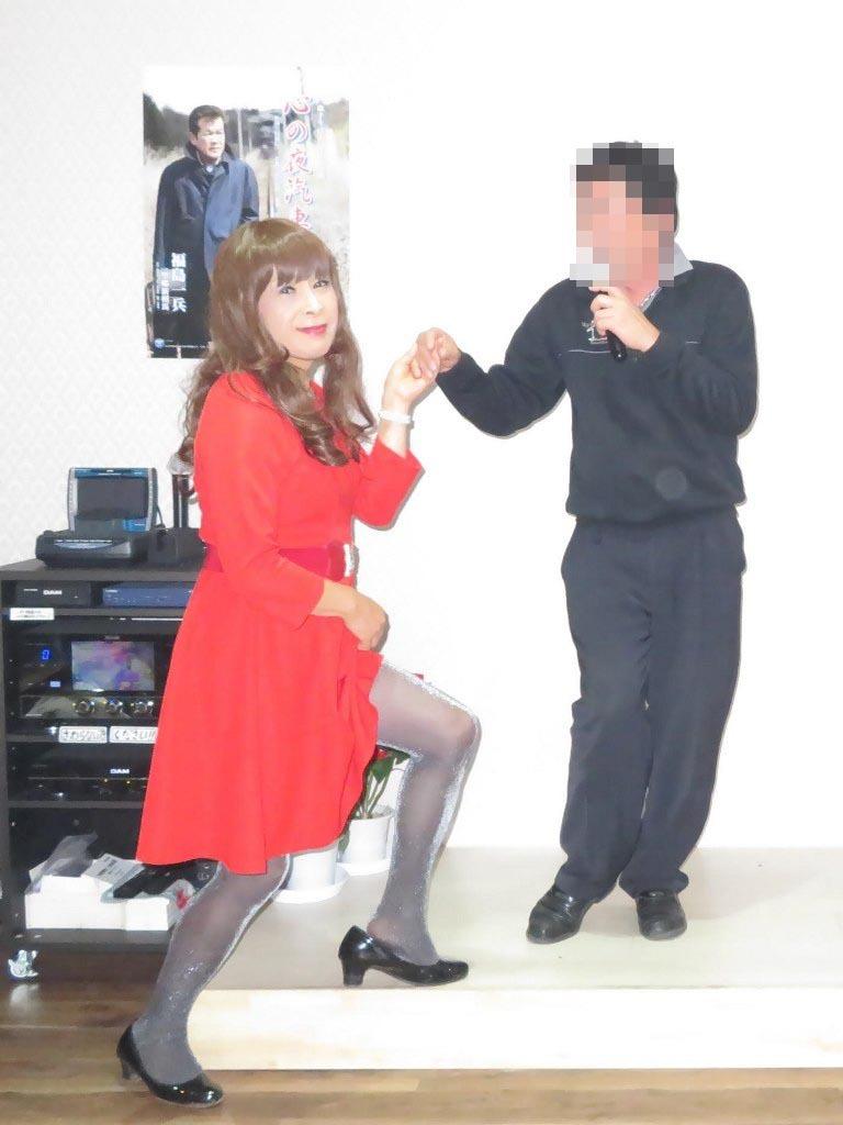 赤ワンピカラオケB(6)