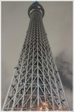 H28122234東京スカイツリープロジェクションマッピング