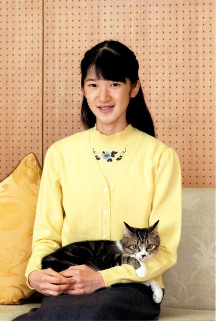 愛子様15歳