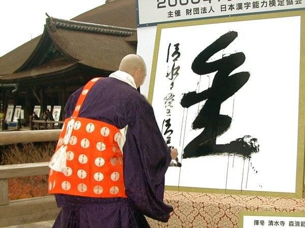 今年の漢字2000