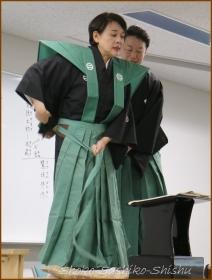 20161229  裃  4  女流義太夫