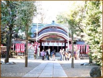 20170103  境内  5   水稲荷神社