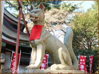 20170103  狐さん  3   水稲荷神社
