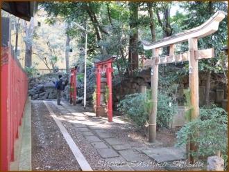 20170106  裏手  1   水稲荷神社