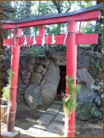 20170106  裏手  3   水稲荷神社