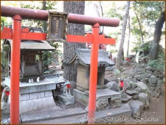 20170106  裏手  11   水稲荷神社