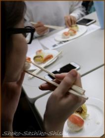 20170128  寿司  9   手まり寿司