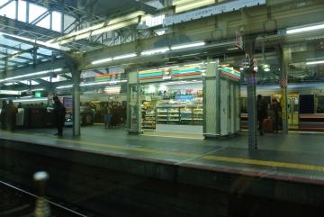 大阪駅もセブンイレブン