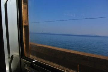 青い瀬戸内海