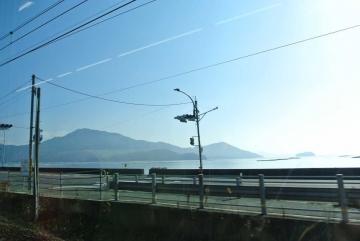 宮島方面へ