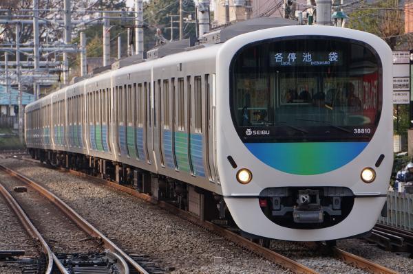 2016-11-26 西武38110F 各停池袋行き 5356レ
