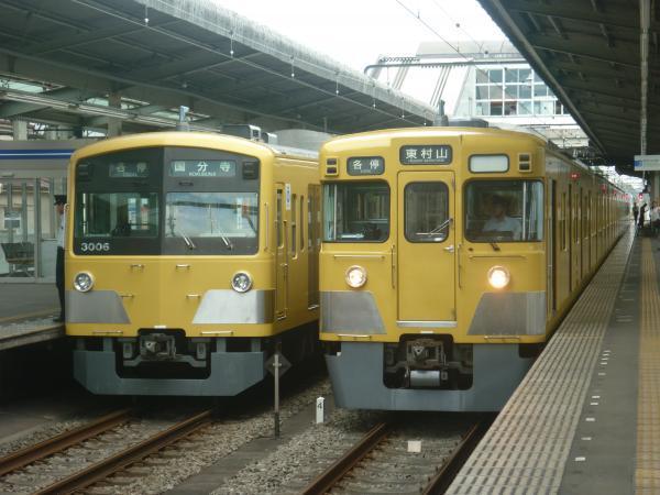 2014-07-28 西武3005F 2011F