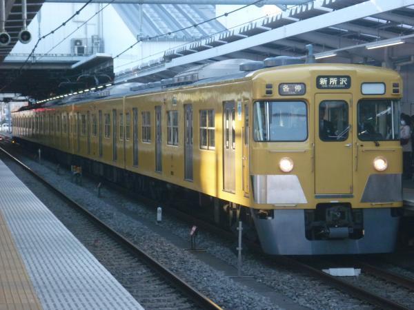 2015-03-27 西武2011F 各停新所沢行き 5773レ