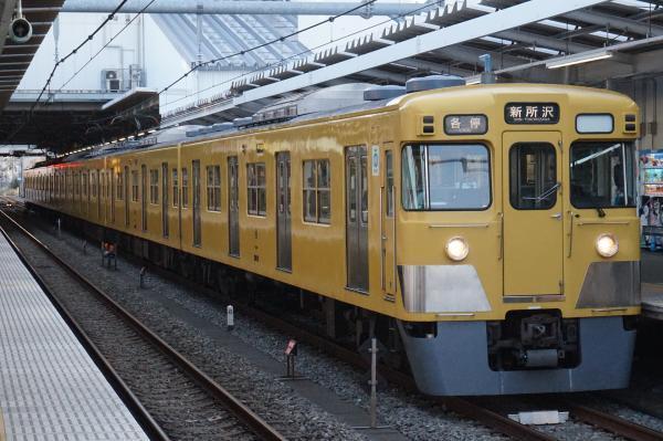 2016-03-22 西武2011F 各停新所沢行き 5773レ