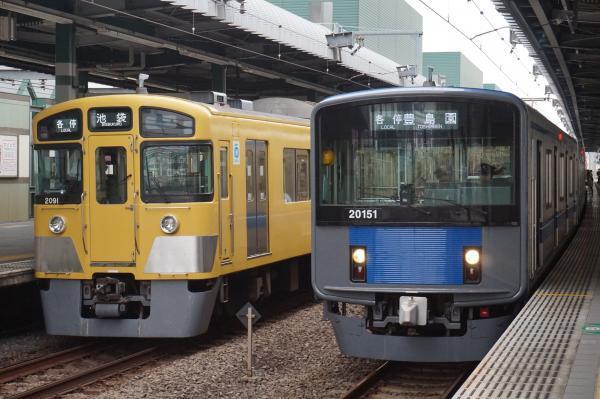2016-09-26 西武2091F 20151F