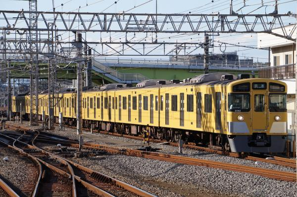 2016-11-03 西武2091F 回送