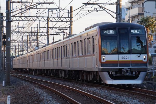 2016-12-10 メトロ10101F 普通川越市行き