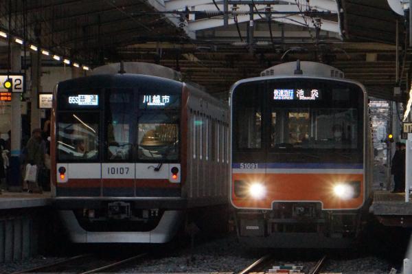 2016-12-10 メトロ10107F 東武51091F