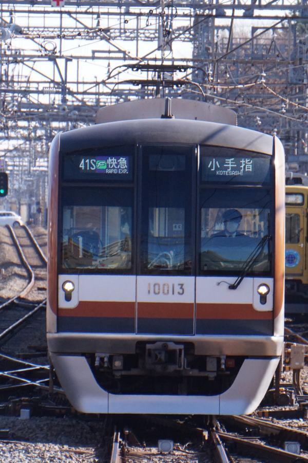 2016-12-10 メトロ10113F F快急小手指行き 1805レ