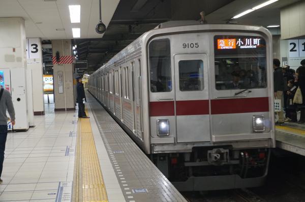 2016-12-10 東武9105F 急行小川町行き
