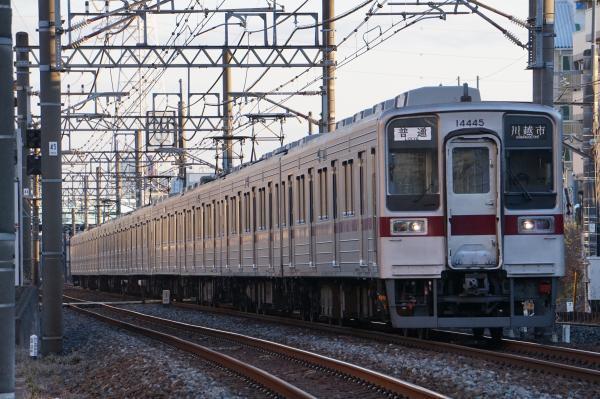 2016-12-10 東武11641F_11445F 普通川越市行き
