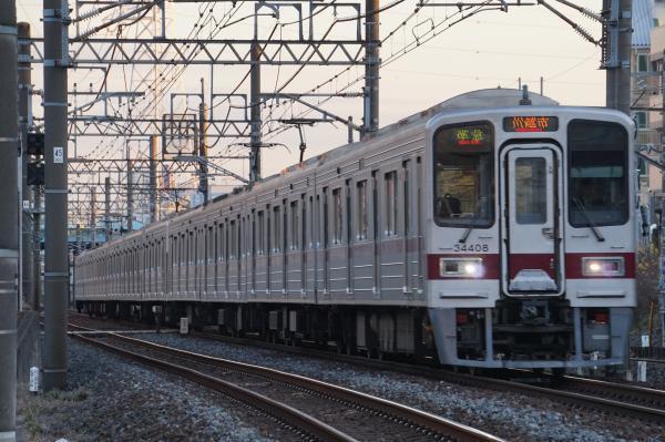 2016-12-10 東武31608F_31408F 準急川越市行き