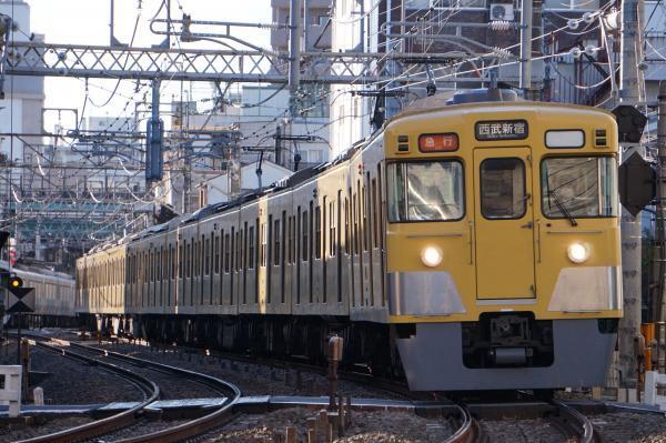 2016-12-16 西武2015F_2537F 急行西武新宿行き 2658レ