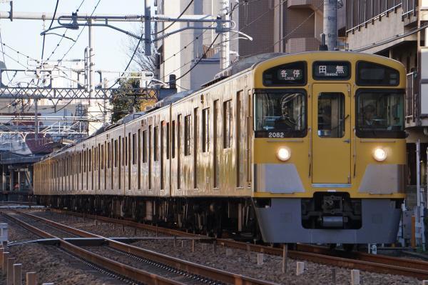 2016-12-16 西武2081F 各停田無行き 5149レ