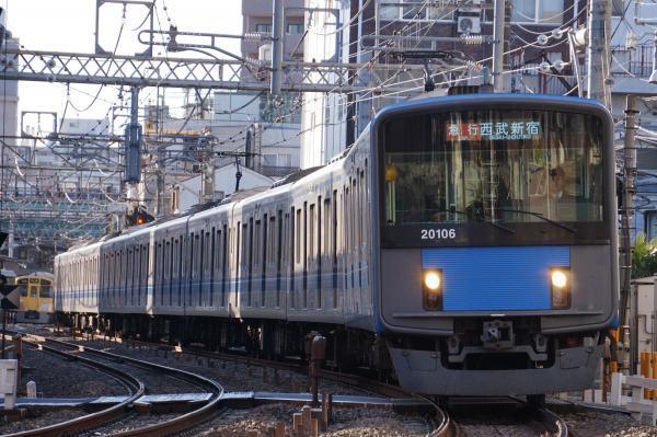 2016-12-16 西武20106F 急行西武新宿行き 2346レ