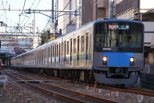 2016-12-16 西武20106F 急行本川越行き 2657レ