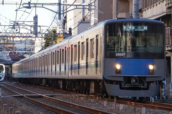 2016-12-16 西武20157F 各停本川越行き 5639レ