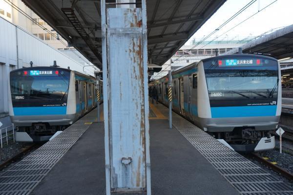 2016-12-17 京浜東北線E233系サイ149編成 サイ103編成