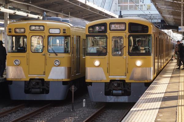 2016-12-20 西武2015F 2045F