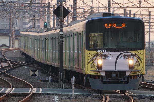 2016-12-20 西武20158F 各停池袋行き1 5314レ