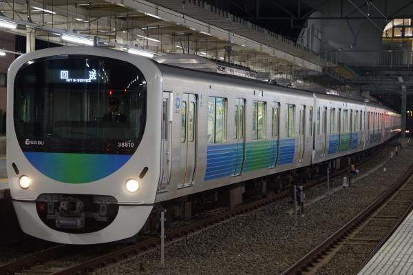 2016-12-20 西武38110F 回送