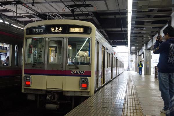 2016-12-22 京王7423F 回送桜上水